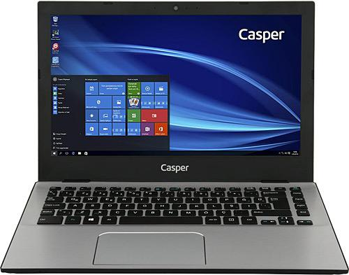 Casper Nirvana F300.7200-8D00P-S i5-7200U 8 GB 240 GB SSD HD Graphics 620 13.3